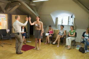 Feedback Rollenspiel Al Weckert Mediation Gewaltfreie Kommunikation Empathie