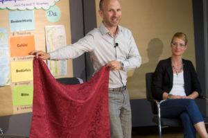 Al Weckert Andrea Mergel Empathiefähigkeit Methodenkoffer Empathie Rotes Tuch