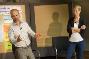 Al Weckert Tanz auf dem Vulkan Gewaltfreie Kommunikation Andrea Mergel