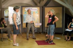 Al Weckert Tanz auf dem Vulkan Gewaltfreie Kommunikation Indirekte Gefühlsäußerungen