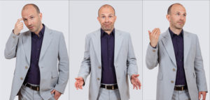 Körpersprache Mimikresonanz Al Weckert Web
