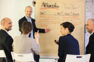 Al Weckert Aktionsplan Vereinbarung