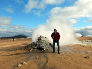 Al Weckert Vulkan Island