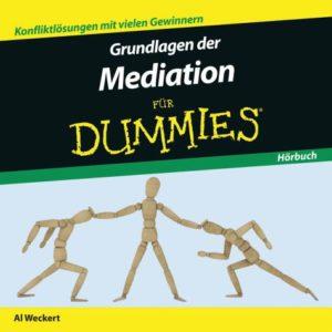 Mediation für Dummies Hörbuch